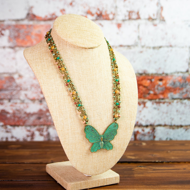 Handmade Necklaces designed by DAM Jewellery